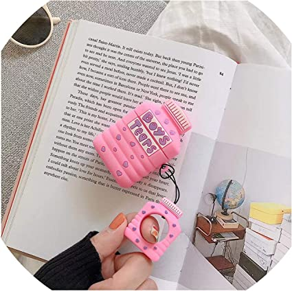 3D Cute Cartoon Bubble Tea Milk Tea Headphone Cases for Airpods 1//2 Lovely Silicone Protection Earphone Cover Accessories
