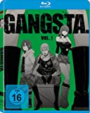 Gangsta - Blu-ray Vol. 3