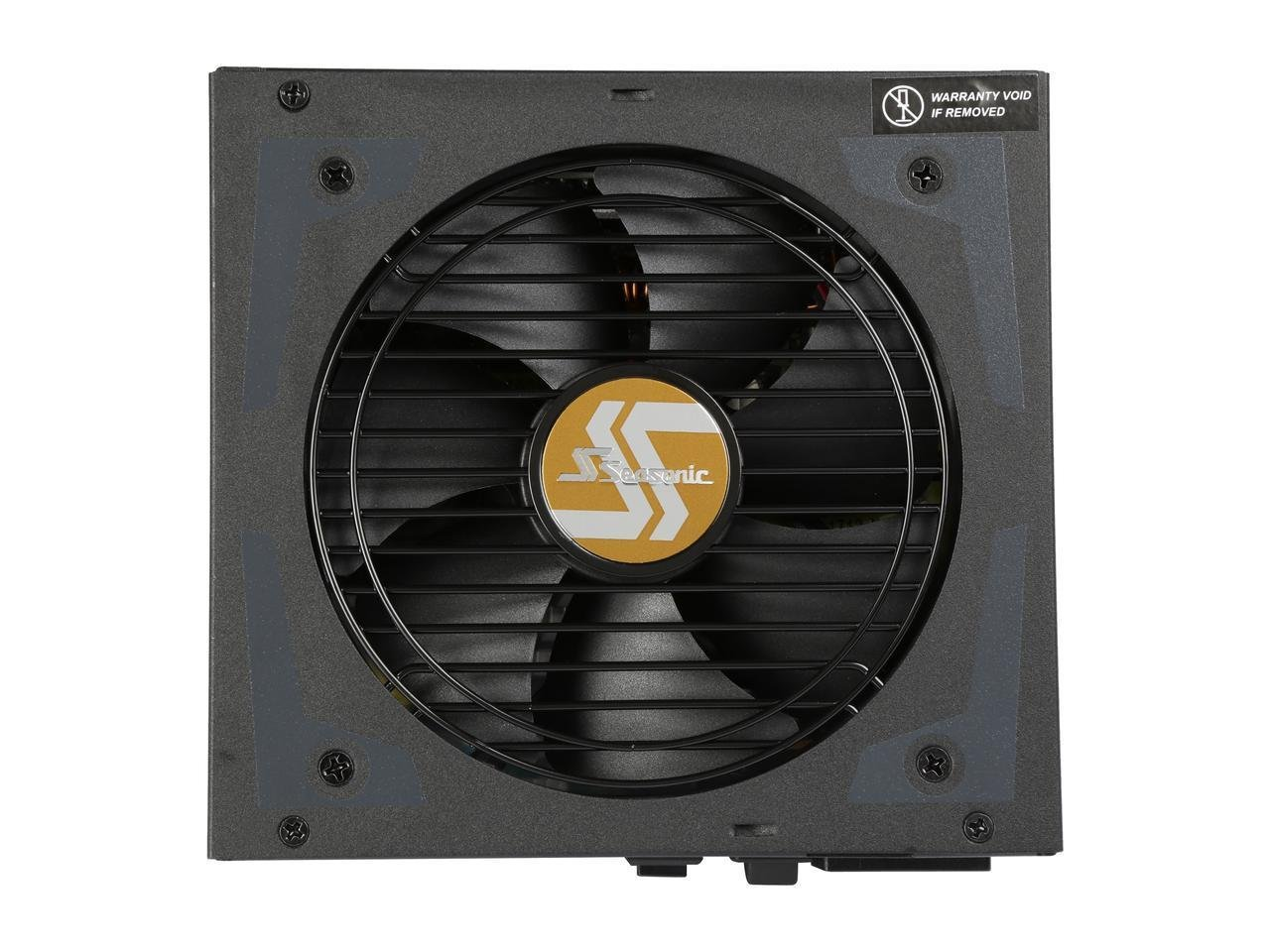 650W 80+ Platinum Full-Modular Fan Control in Fanless SSR-650PX. Silent Perfect Power Supply for Gaming and Various Application 10 Year Warranty and Cooling Mode Seasonic Focus PX-650