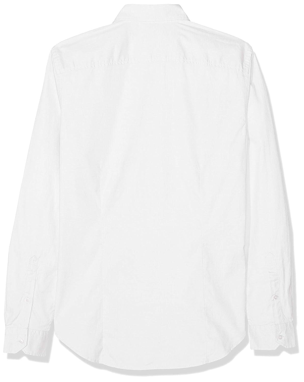 Sisley Shirt Camicia Casuale Uomo