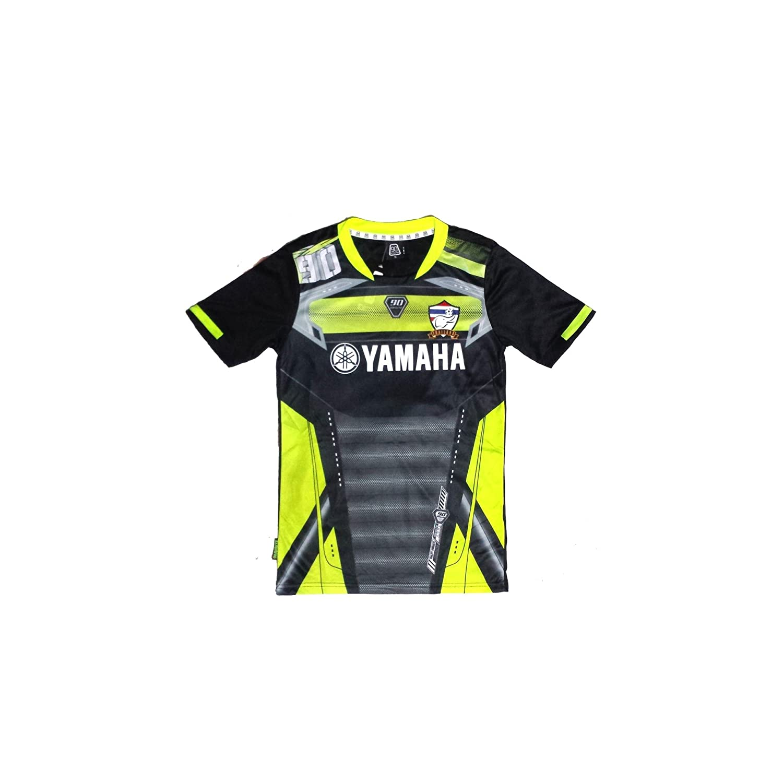 Men's Thailand 90 Minutes Yamaha 2017 Collection Black