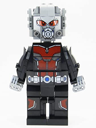 Lego Giant Ant Man build able figure new unbuilt 76051 Super Heroes ...