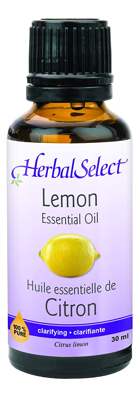 Herbal Select Lemon Essential Oil, 30ml Manufacturer