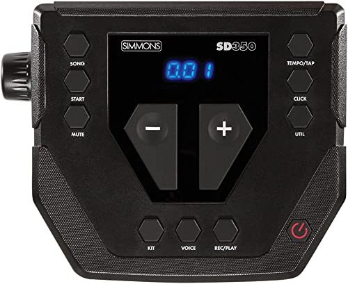 Simmons SD350 module