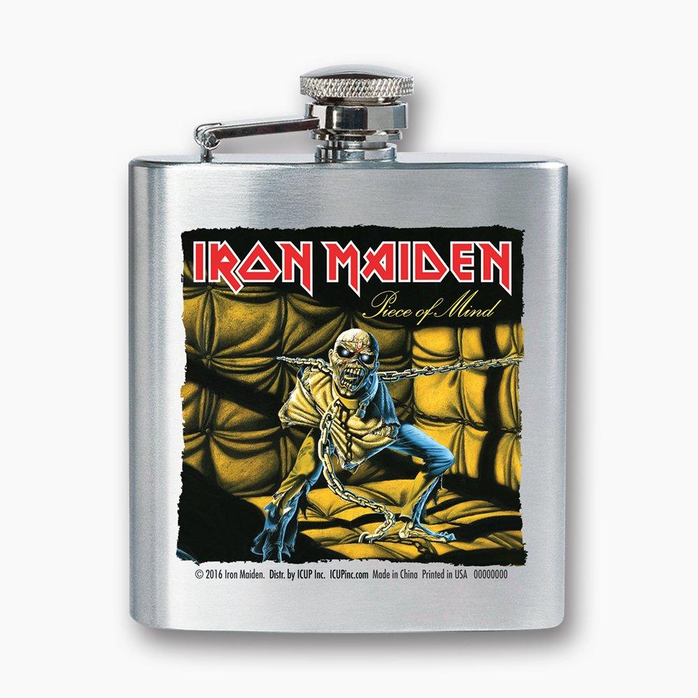 Iron Piece Maiden Piece 31572 Of Mind Mind 8オンスフラスコ 標準 31572 標準 B072MNPBZN, オバラムラ:ca550833 --- itxassou.fr