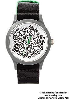 a2e67a9c80 (ビーピーアールビームス) bpr BEAMS BEAMS/腕時計 ウォッチ メンズ KEITH HARING 11480375176 グレー