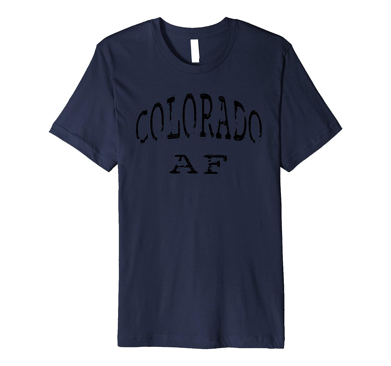 'Colorado AF' Graphic Tshirt-AZP