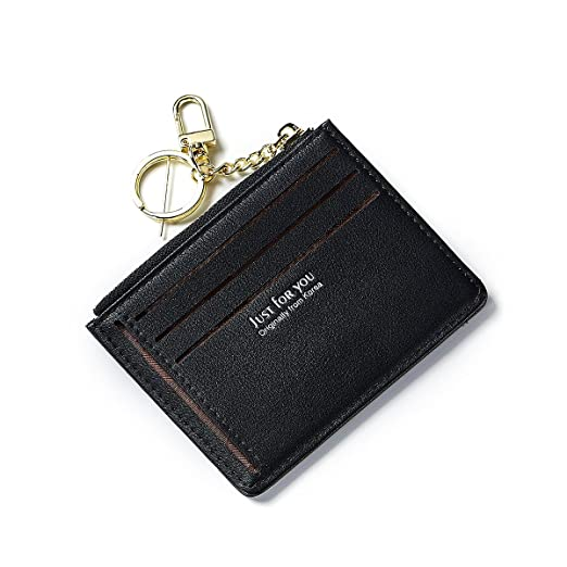 Leather Wallets Credit Card Holder Purse For Women Business Card