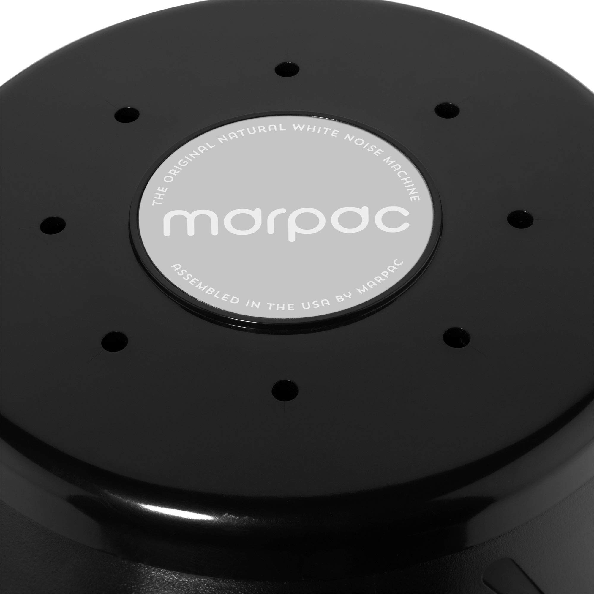 Marpac Dohm Classic Noise Sound Machine, Black (Renewed)