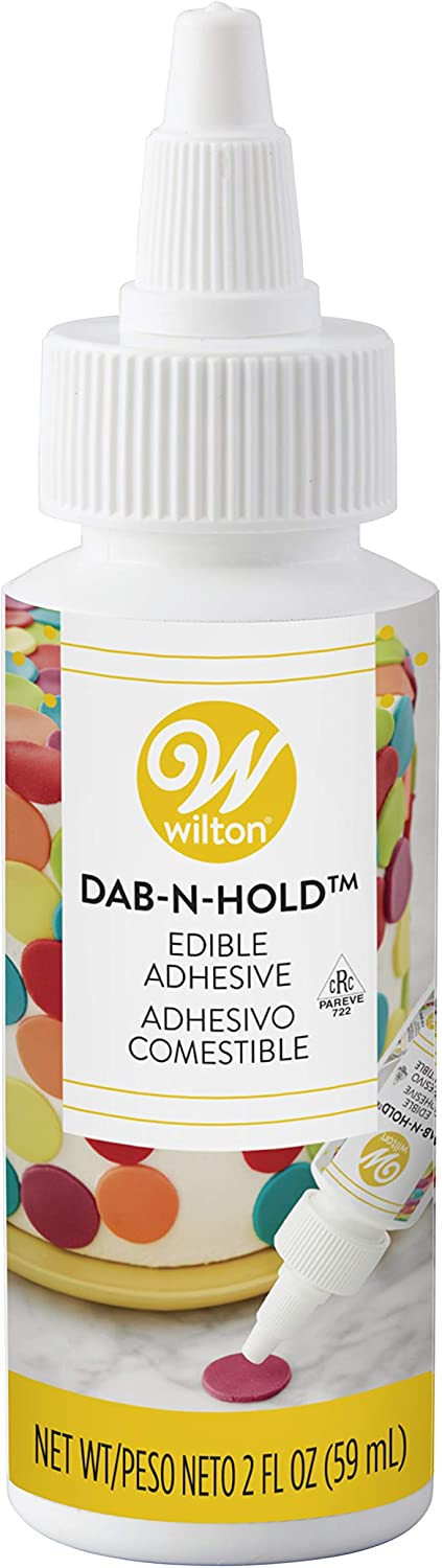 Wilton Dab-N-Hold Edible Adhesive, 2 oz.