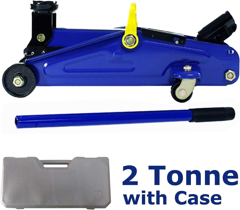 2 Tons Hydraulic Jack Car Van Caravan Lifting Jack Heavy Duty Steel Trolley Floor Jack Car Repair Assistance Tool
