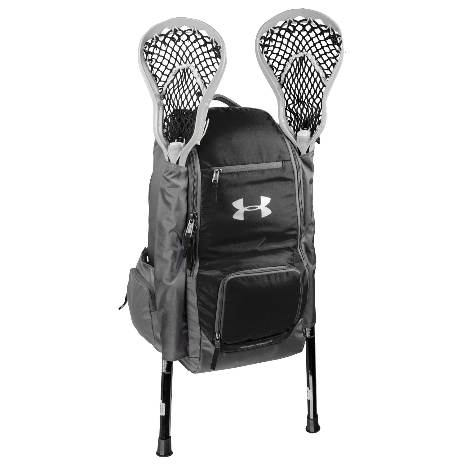 Under Armour Men's LAX Lacrosse Backpack Bag Black Size One Size by Under Armour