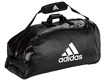 adidas Trolley Martial Arts Black White PU  Amazon.de  Sport   Freizeit 2724e6b06396f