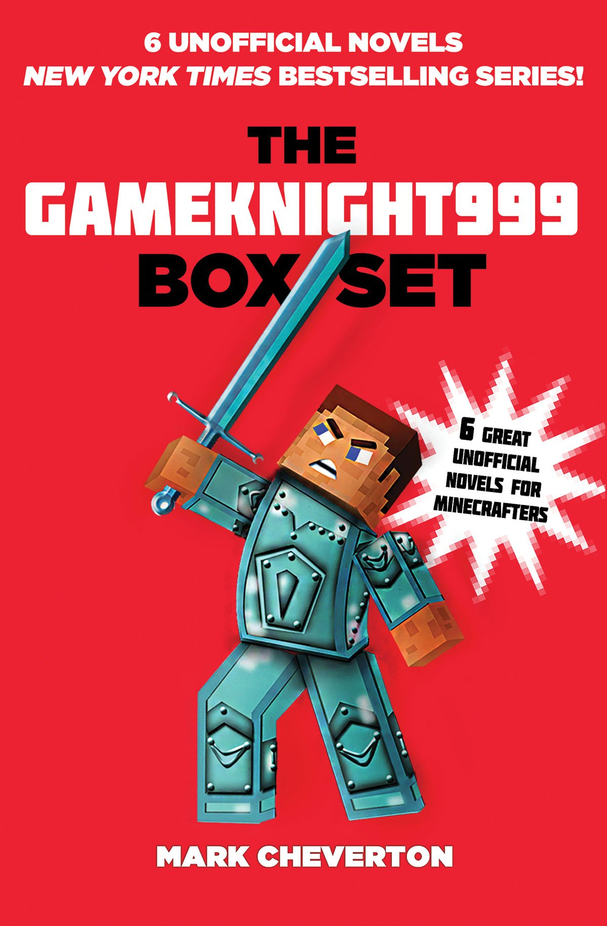 Gameknight999 Box Set Unofficial Minecrafter%C2%92s product image
