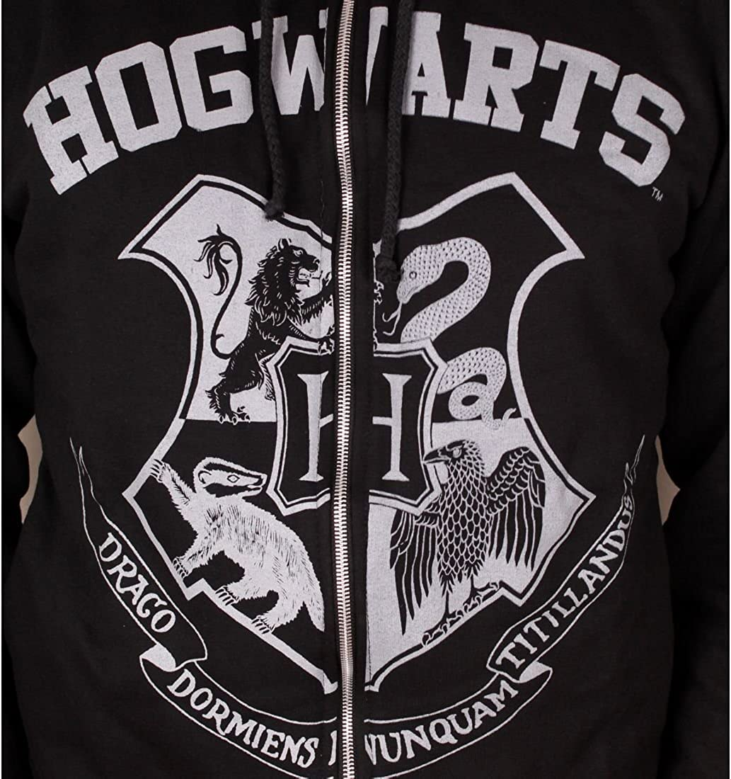 Harry Potter Hogwarts escuela de la vendimia con capucha Producto Oficial