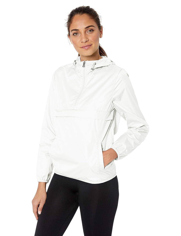 Starter Womens Popover Packable Jacket Exclusive