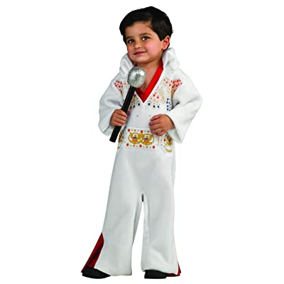 Elvis Presley Romper Costume,Toddler: Clothing