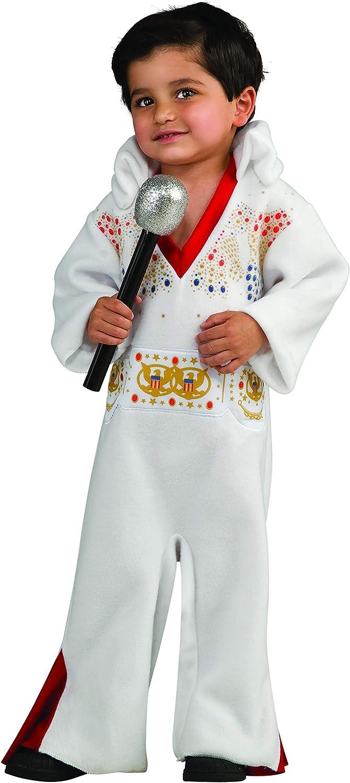 Eagle Jumpsuit Deluxe Kids Elvis Presley Costume