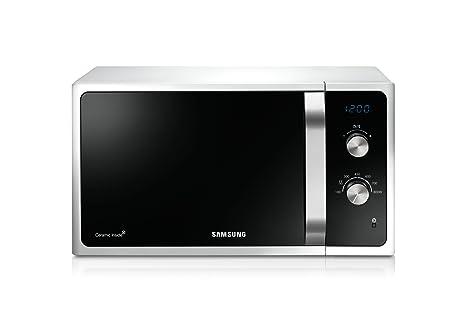 Samsung MS23F300EAW - Microondas (1150W, 230V, 50 Hz, 48,9 cm, 37 ...