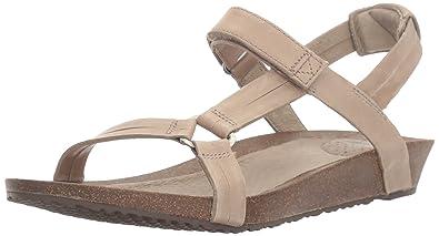 f952e9e6305 Teva Women s W Ysidro Universal Sandal Taupe 5.5 ...