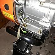 MADER GARDEN TOOLS - Motoazada - Arado Mecanico - 3 velocidades - 7HP - con acesorios - com sensor de aceite!