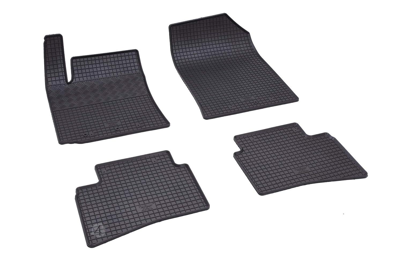 Su misura per bagagliaio e tappetini in gomma adatti per KIA Stonic a partire dal 2017.