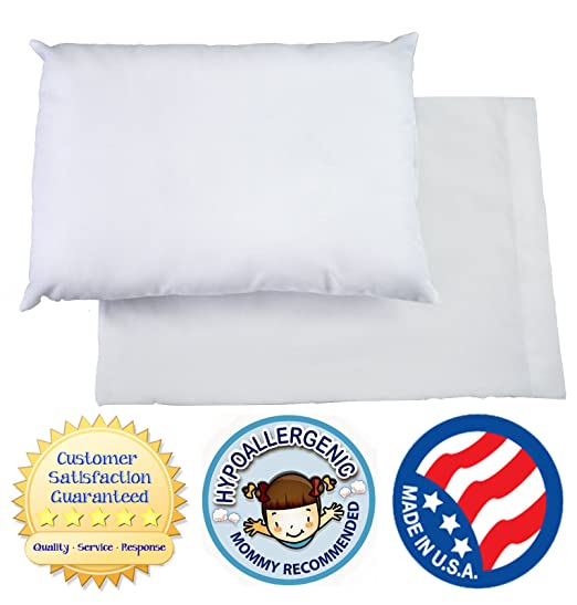 dreamtown toddler pillow