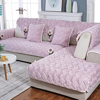1 Pc Anti-skid Sofa Cover Furniture Sofa Protector Pet Dog Kid Couch Slipcover