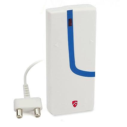 Sistema de alarma inalámbrico Red Shield con sensor de inundación y sensor de