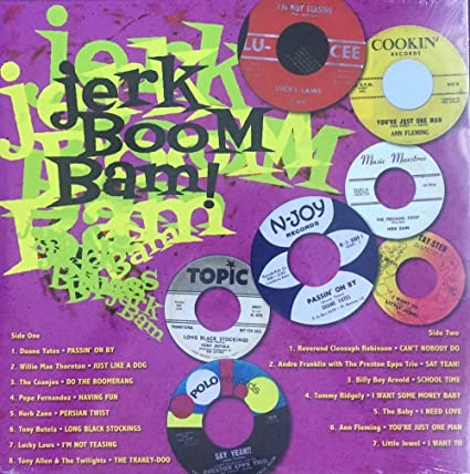 The Jerk Boom Bam Greasy Rhythm N Blues And Nasty Soul Party Vol 9 Amazon Com Music The site has a simple design, and it provides several settings to adjust for user's needs. amazon com