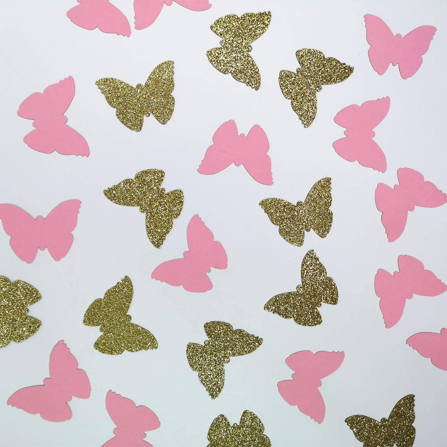 Butterfly Table Top CONFETTIWeddingBirthday PartyTable Decoration