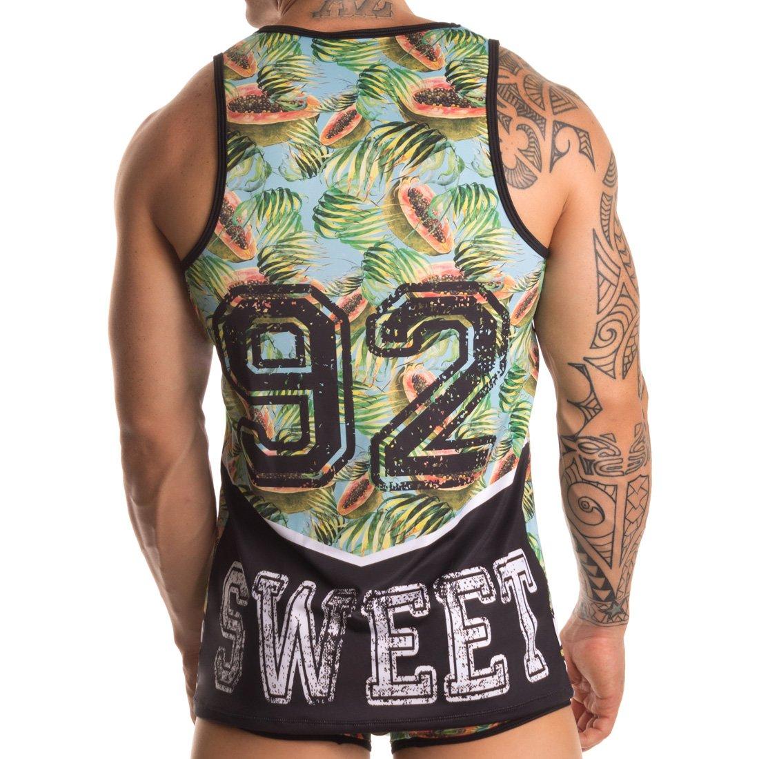 15fa612317d6c9 JOR Tank Top Papaya Men s Underwear