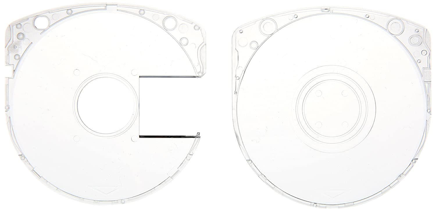 Generic 10X Replacement UMD Game Disc Case Shell (804551664342): Video Games