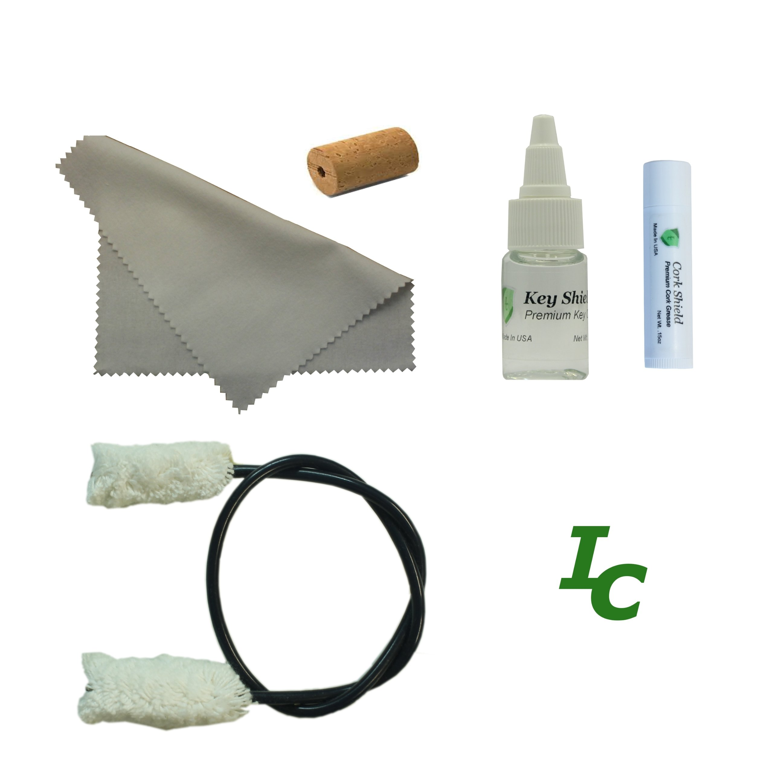 Instrument Clinic Flute Maintenance Kit with Flexible Cleaning Swab