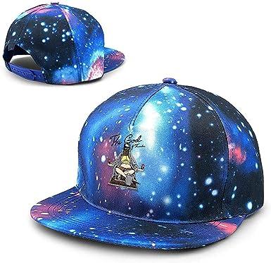 Thor Endgame Fat Thor El Dios del Trueno Starry Sky Hat Béisbol ...