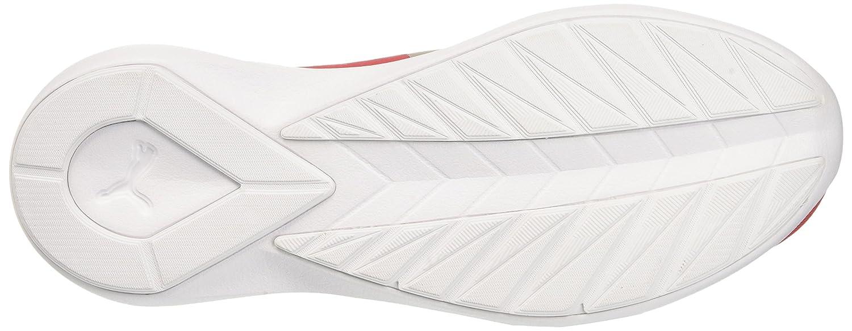 Puma Damen Rebel Sneaker Mid WNS Summer Sneaker Rebel Rot (High Risk ROT-puma Team Gold 02) 51968f