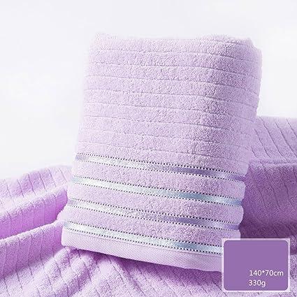 LINGZHIGAN Toalla de baño de algodón puro Home Hotel Toallas de baño prácticas de alto rendimiento