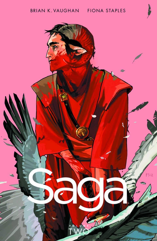 Image result for saga volume 2