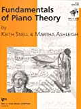 GP666 - Fundamentals of Piano Theory - Level 6