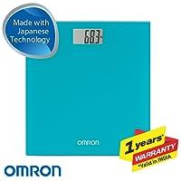 Omron HN-289 Digital Weighing Scale (Blue)