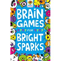 Brain Games for Bright Sparks: Ages 7 to 9 (Buster Bright Sparks)