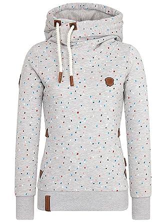 8b56d88b9cbb Sweater Hooded Women Naketano Double Ds Oder Lichtschwert  Hoodie   Amazon.co.uk  Clothing
