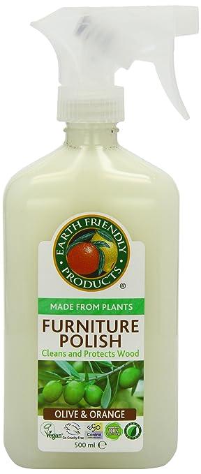 earth friendly furniture. Earth Friendly Furniture Polish 500 Ml