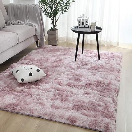 swsen tapis salon shaggy moelleux tapis de salon de style moderne resistant a la tache tapis chambre en differentes tailles et coloris dimension