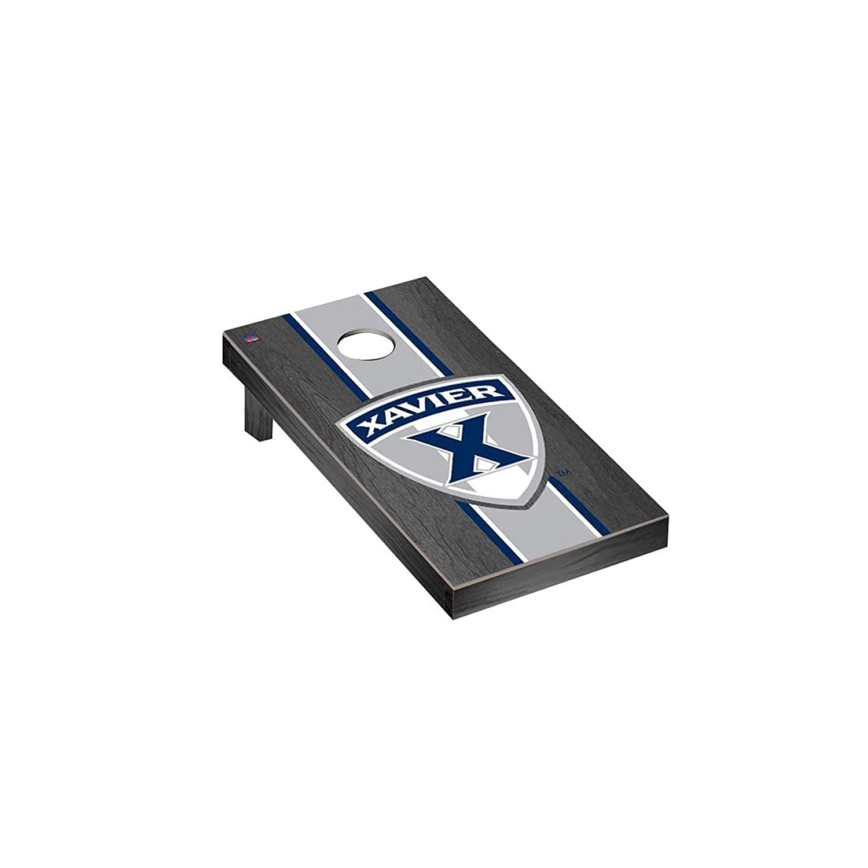 Xavier University三銃士Cornhole Game Set B00PWWR194 マルチカラー