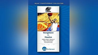 1984 NCAA(r) Division I Men's Basketball Championship - Georgetown vs. Houston