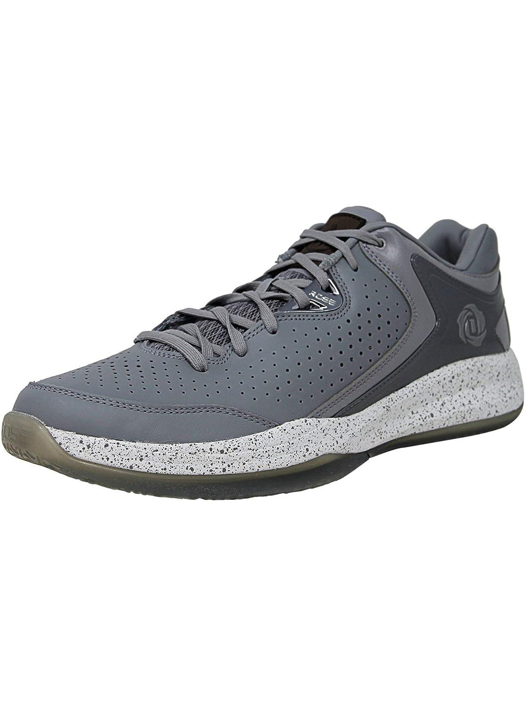 3c9a6b4d570 Amazon.com  Adidas Men s D Rose Englewood Iii Light Onix Metallic Silver  Footwear White Ankle-High Basketball Shoe - 12.5M  Adidas  Watches