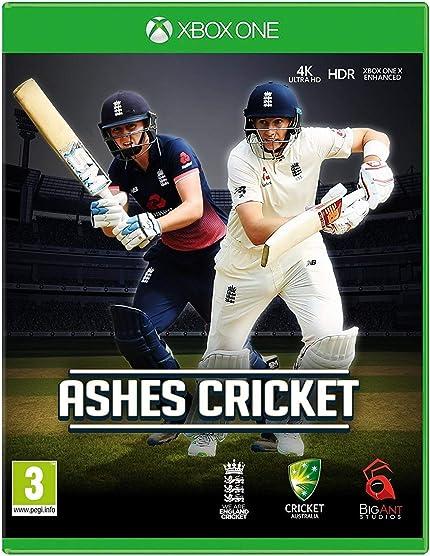 Amazon Com Ashes Cricket Xbox One Video Games