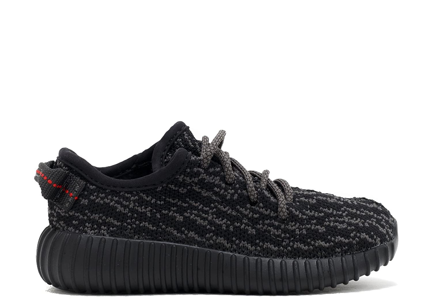 check out 3a066 d262e adidas Yeezy Boost 350 Infant 'Pirate Black' - BB5355