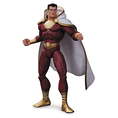 DC Collectibles Justice League War: Shazam Action Figure: Toys & Games